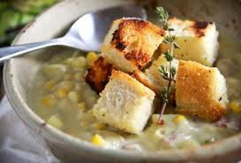Creamy Corn  amp  Potato Chowder