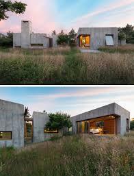 Home Modern 13 Modern House Exteriors Made From Concrete Contemporist