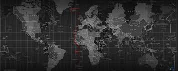 Us Map With Time Zones 77 Entries In Dual Monitor Desktop Wallpapers Group