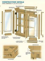 Free Woodworking Plans Wall Shelf by Curio Cabinet Curio Cabinet Wall Cabinetansor Cabinetfreeree
