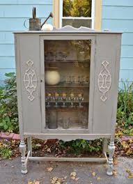 1920s ornate antique hutch by vrdesigners on etsy 600 00