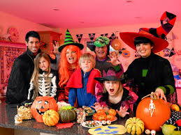Family Of 3 Halloween Costume by Halloween Safety And Dangers