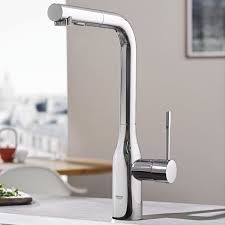Grohe Concetto Kitchen Faucet by Essence New Single Handle Pull Out Kitchen Faucet With Dual Spray