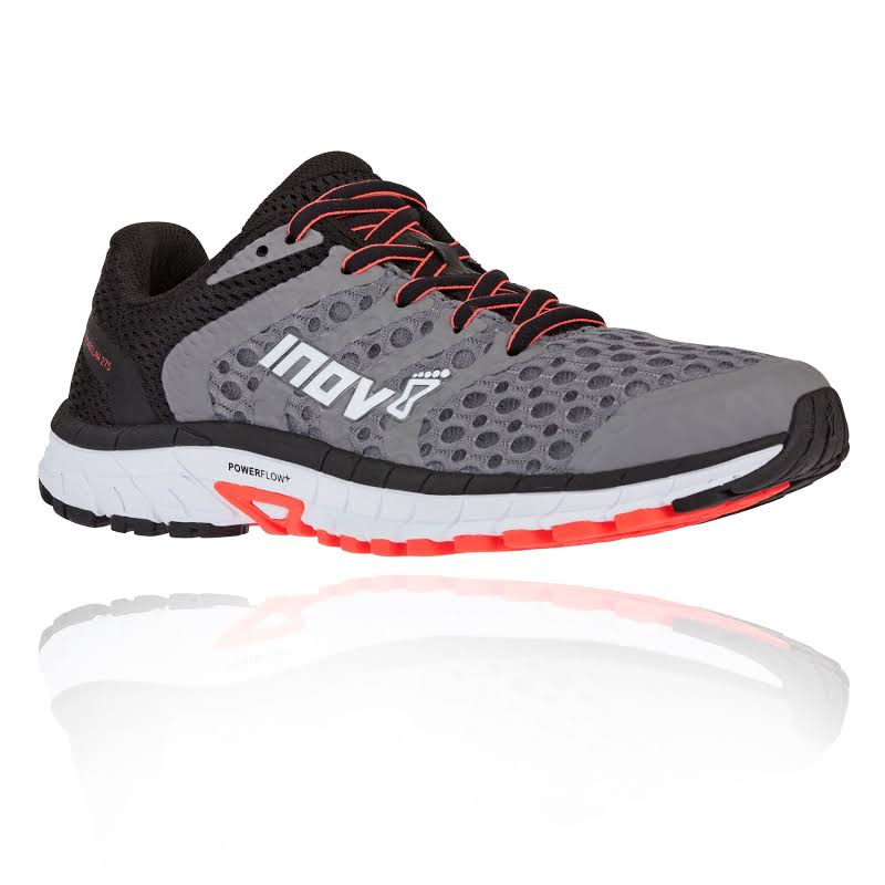 Inov-8 ROADCLAW 275 V2 Road Running Shoe Gray/Coral Wide 7 000635-GYCO-S-7