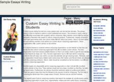 Write essay your best friend