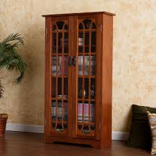 Oak Curio Cabinet Curio Cabinet Hardwood Mission Curio Cabinet Style Cabinets With