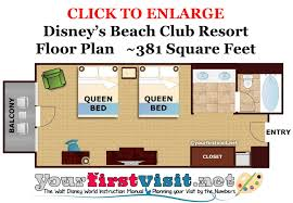 review disney u0027s beach club resort yourfirstvisit net
