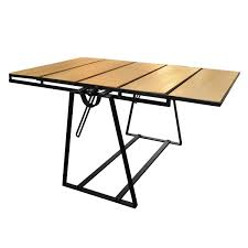 french convertible dining table bookshelf