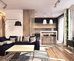 Living Room Design Ideas Apartment A Contemporary Apartment With Lots Of Open Space