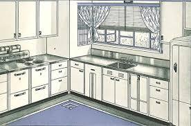 Retro Metal Kitchen Cabinets by The Retro Renovation Encyclopedia Of Vintage Steel Kitchen