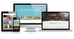 safewise homepage design