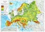 ลักษณะภูมิประเทศ - cc-ยุโรป