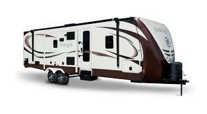 evergreen rv introduces new ever lite travel trailer floor plan
