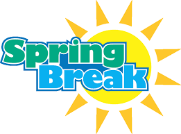 Image result for spring break free clipart