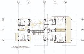 gallery of guatemala beach house christian ochaita roberto guatemala beach house second floor plan