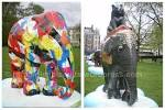 The Elephant Parade in London « Pie and Biscuits
