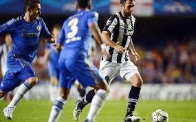 Hasil Pertandingan Chelsea vs Juventus Liga Champions 2012-2013