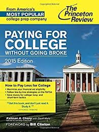 Paying for College Without Going Broke       Edition  College Admissions Guides  Amazon com
