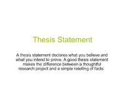 examples of good thesis questions lbartman com