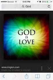 God is love and love is life  God created us all for a reason and Pinterest