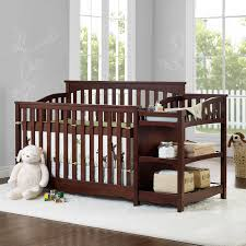 Convertible Crib Changer Combo by Crib And Changer Combo Babies R Us Baby Crib Design Inspiration