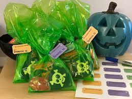 Printable Halloween Bags Printable Halloween Classroom Treat Bag Tags The Shady Lane
