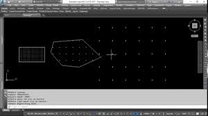 Map Grid Map Grid Crosses Generator For Autocad Youtube