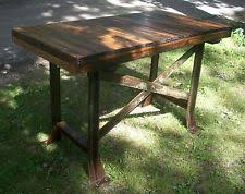 Antique Woodworking Bench For Sale by Antique Workbench Ebay