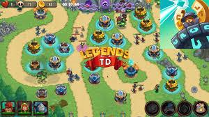 tower conquest mod apk v22 00 09g unlimited money https