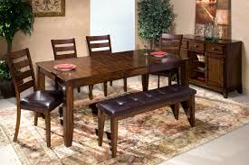 kona solid wood dining table