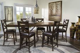 Counter Height Dining Room Tables by Mor Furniture For Less The Omaha Counter Height Dining Room Mor