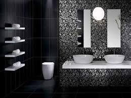 Vintage Black And White Bathroom Ideas Black And White Bathroom Design Inspirations Black And White