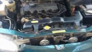 falla motor 1 5 hyundai accent youtube