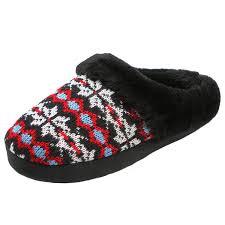 amazon com women winter plush bedroom slippers warm indoor