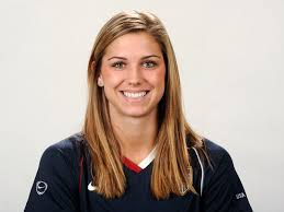 Alex Morgan Hairstyles 2011