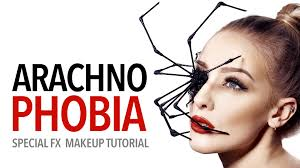 arachnophobia special fx makeup tutorial youtube
