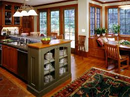 Craftsman House Remodel Craftsman U0026 Mission Style Kitchen Design Hgtv Pictures U0026 Ideas Hgtv