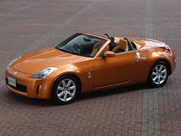 Nissan 350z Horsepower 2003 - oh my nissan 350z roadster orange pinterest nissan 350z