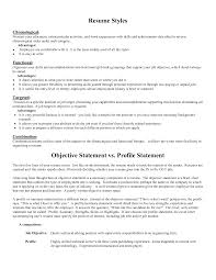 Writing A Summary For Resume Resume Objective Examples Executive Best 20 Resume Objective