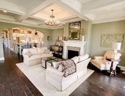 Kitchen Living Room Open Floor Plan Paint Colors 87 Best Open Concept Decor Images On Pinterest Home Kitchen And