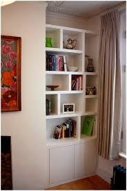 ikea zig zag bookshelf storage racks furniture enjoyable wall