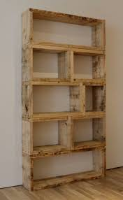 Diy Reclaimed Wood Storage Bench by Welcome To Relic Interiors Rustic Bookcase Diy Furniture And