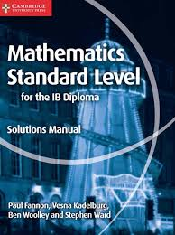 preview mathematics standard level for the ib diploma solutions