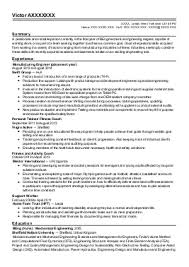 Graduate Engineer Resume Australia   Resume Maker  Create     Example    BS in Agricultural Engineering     Special attribute  Technical  option included with major