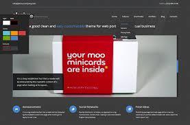 Website Design Ideas For Business 45 Best Bootstrap Portfolio Website Templates Web U0026 Graphic