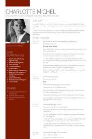 Sample Resume For Senior Manager by Senior Director Resume Samples Visualcv Resume Samples Database