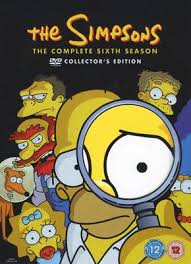 The Simpsons S06E22-25