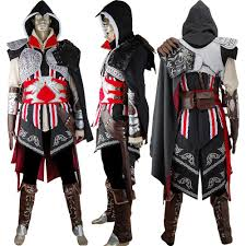 deathstroke halloween costumes online get cheap ezio black costume aliexpress com alibaba group