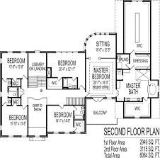 6000 square foot million dollar house floor plans 6 bedroom blueprints