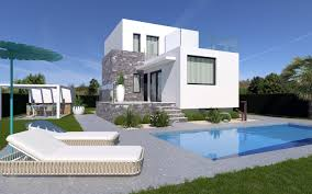 Villa Modern by Unic Villas Modern And Attractive Villa In Natural Surroundings